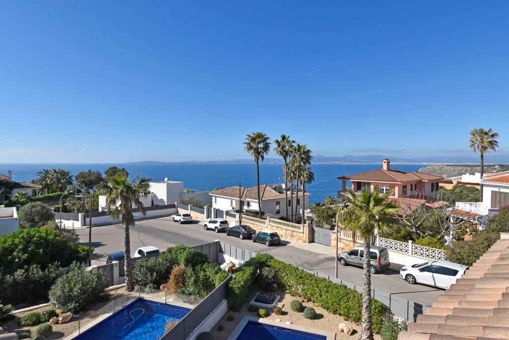 Doppelhaus mit Meerblick Mallorca