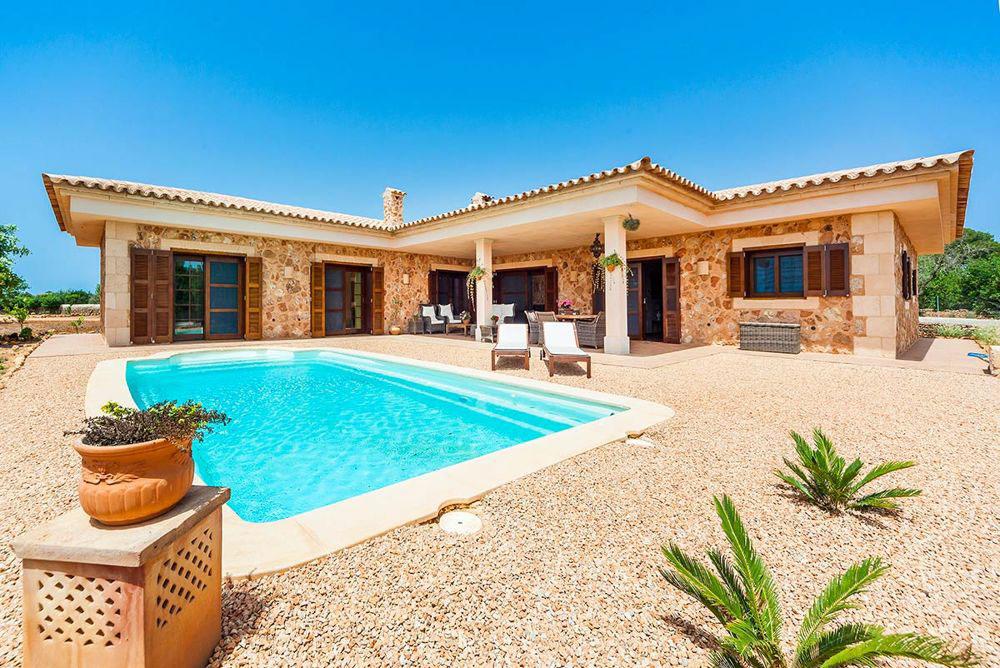 Die Finca auf Mallorca