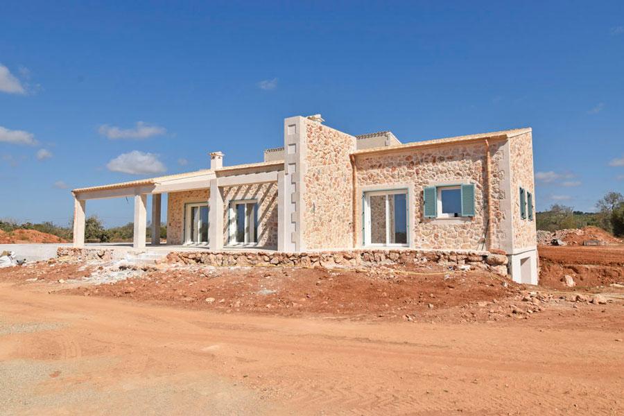Bauplanung auf Mallorca