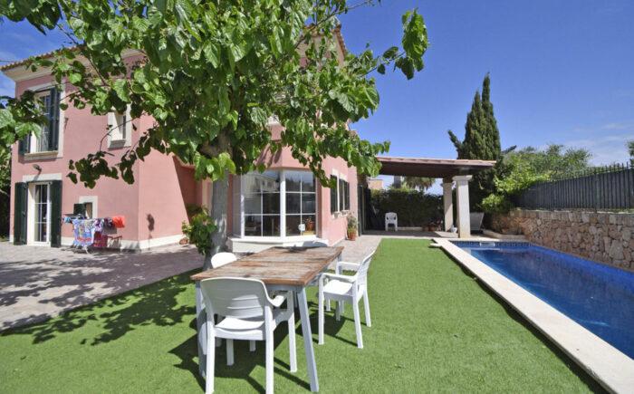 Doppelhaus mit Pool